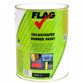 Flag Chlorinated Rubber Line Marking Paint | paints4trade.com